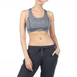 Skiny Sports Bra Yoga&Relax Dark Grey Mixture/Orange