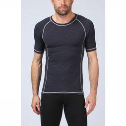 T-Shirt Active Wool Men Short Sleeve