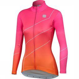 Sportful T-Shirt Shade Woman Rose Moyen/Assortiment