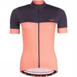 Triple2 T-Shirt Velozip Race Fz Bleu Foncé/Orange