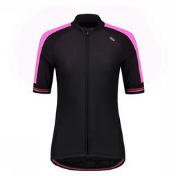 Susy Cyclewear T-Shirt Susy mid pink/black