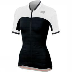 Sportful T-Shirt Grace Noir/Blanc