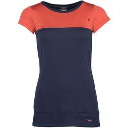 Triple2 T-Shirt Tuur Middenrood