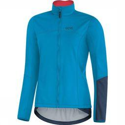 Gore Wear Windstopper C5 Women Thermo Marineblauw/Donkerblauw