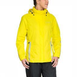 Vaude Coat Luminum yellow