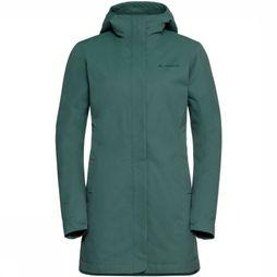 Jas Cyclist Padded Parka