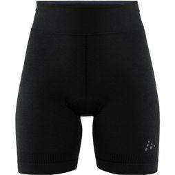 Craft Pantalon Fuse Knit Bike Boxer Noir