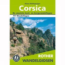 Rother Corsica Wandelgids 2014