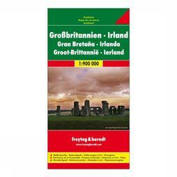 Freytag & Berndt Great Britain + Ireland 9018