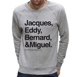 T-shirt Sweater Jacques