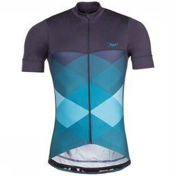 Triple2 T-Shirt Velozip Race dark blue/mid blue
