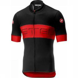 Castelli T-Shirt Prologo Vi black/red