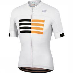 Sportful T-Shirt Wire Wit/Zwart