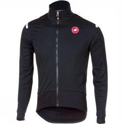 Castelli Coupe-Vent Alpha Ros Light Noir
