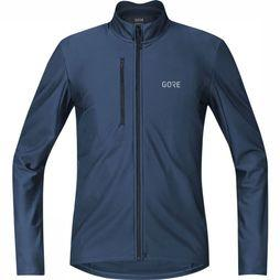 Gore Wear Windstopper C3 Thermo Donkerblauw
