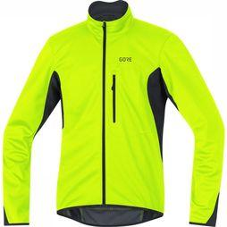 Gore Wear Softshell Gore Windstopper Thermo mid yellow/black