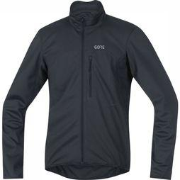 Gore Wear Softshell Gore Windstopper Thermo black