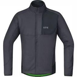 Gore Wear Softshell Gore Windstopper Thermo Trail Zwart