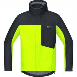 Coat C3 Gtx Paclite Hooded