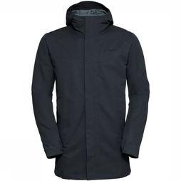 Coat Cyclist Padded Parka