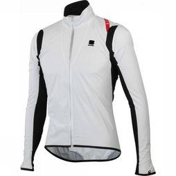 Sportful Manteau Hot Pack No Rain Stretch Blanc/Noir
