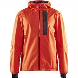 Craft Jas Ride Rain Oranje