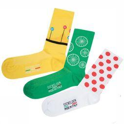 Sockeloen Chaussette Vive Le Tour Box Assortiment