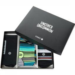Stance Sock Gift Box 3-Pack black/Assortment