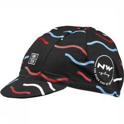 Northwave Headwear Switch Cap black/Assortment