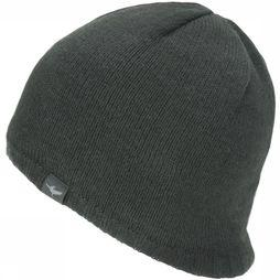 Sealskinz Hoofddeksel Waterproof Beanie Cold Weather Zwart