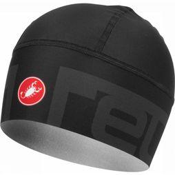 Castelli Headwear Viva 2 Thermo Skully black