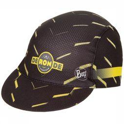 Buff Cap Bike Ronde Van Vlaanderen black/yellow