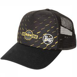 Buff Cap Trucker Ronde Van Vlaanderen black/yellow