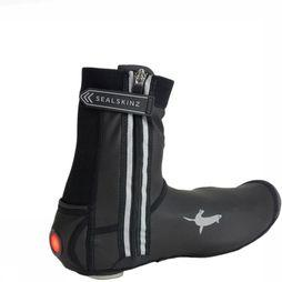 Sealskinz Overschoen Allweather Open Sole Led Zwart