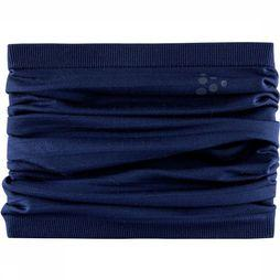 Craft Accessoire Warm Comfort Neck Warmer Marineblauw