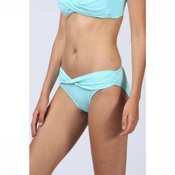 Seafolly Hipster Twist Band Turkoois