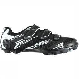 Northwave MTB Shoe Scorpius 2 black/white