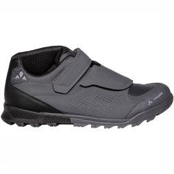 Vaude All Round Shoe Am Downieville Mid dark grey