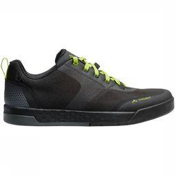 Vaude All Round Shoe Am Moab Syn black/light green
