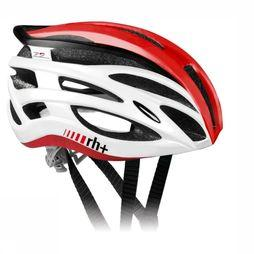 Rh+ Bicycle Helmet Two In One white/red