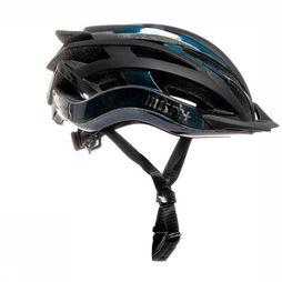 Rh+ Bicycle Helmet Two In One black/Assortment