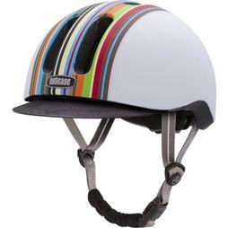 Nutcase Bicycle Helmet Metroride off white/Assortment