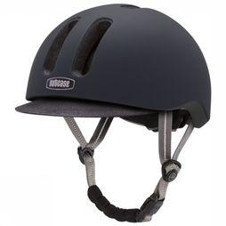 Nutcase Bicycle Helmet Metroride black/white