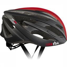 Rh+ Bicycle Helmet Z Zero black/mid red