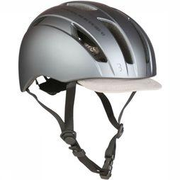 BBB Bicycle Helmet Metro dark grey