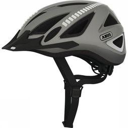 Abus Bicycle Helmet Urban-I 2.0 Signal mid grey