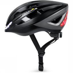 Lumos Bicycle Helmet Kickstart Lite 19 black/dark grey