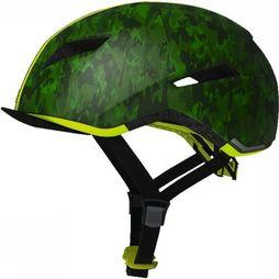 Abus Casque Velo Yadd-I #Credition Vert/Assortiment Camouflage
