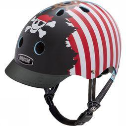Nutcase Casque Vélo Little Nutty Gen3-M Noir/Rouge