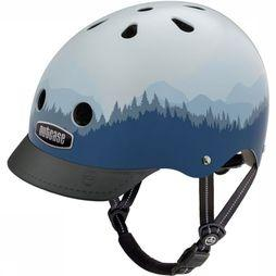 Nutcase Bicycle Helmet Gen3 mid blue/white